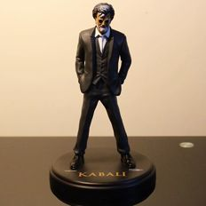 Kabaali actor mega star Rajinikanth sir figure, 6 inches / 10 x 10 x 15 cm (Skin)