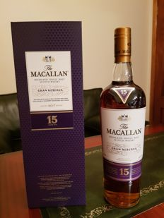 The Macallan 15 years old Gran Reserva - Only 1500 bottles Worldwide - OB