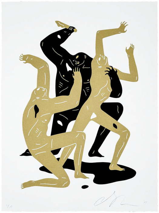Cleon Peterson - Heathens (White)
