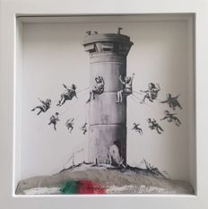Banksy - Walled Off Hotel - Box Set
