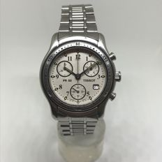 Tissot PR 50 - Men's chronograph - Swiss made - 1980-1989