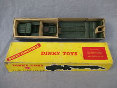 Dinky Supertoys - Scale 1/43 - Thornycroft Mighty Antar Tank Transporter No.660