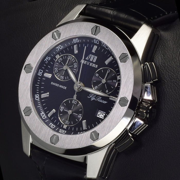 Meyers - Fly Racer Chronograph - Men - 2011-present
