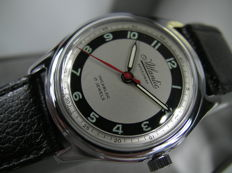 Atlantic Speedway - Milano - Swiss made -  Men's watch - 1950/60s -  - 17 Jewels - state collector