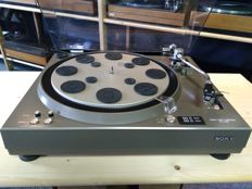Sony PS-x 4750 Top Class turntable (1975) with Philips cartridge