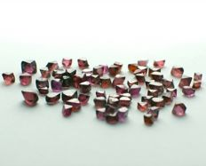 Vietnamese Spinel Lot - approx. 4.5x3.5 mm each -  15 ct (69)