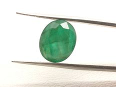 Emerald of 3.73 ct.