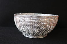 Silver Plated basket - 1960 - Portugal