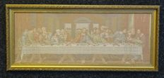 Tapestry based on Leonardo Da Vinci - The Last Supper