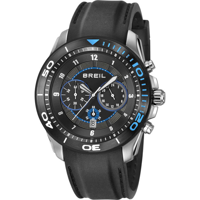 Breil - large chronograph - Eagle collection - Mens - Perfect, New condition 2008