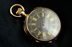 Du Bois & Leroy pocket or pendant watch - Damen - 1850-1900