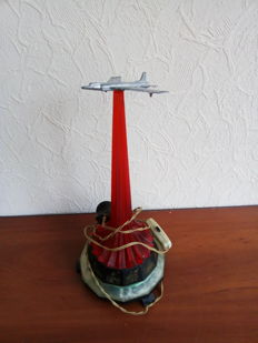 USSR Red Night lamp TU - 124 of Achievement of the USSR