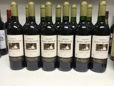2005 Chateau Noble Meynard, Bordeaux Superieur, France , 12 bottles 0,75l