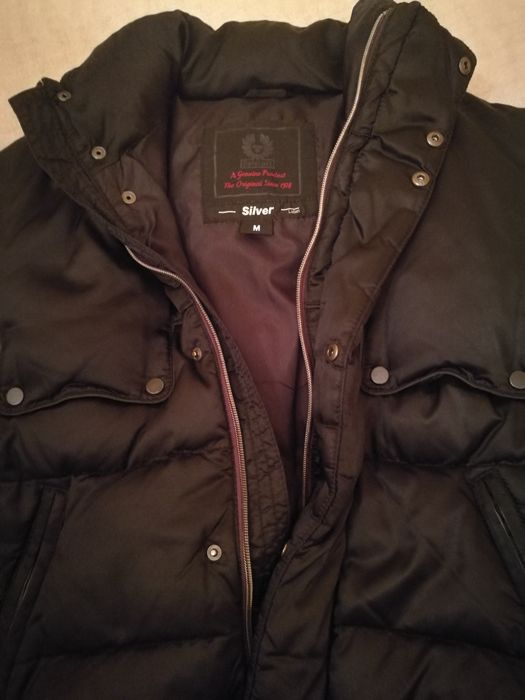 Belstaff - Down jacket