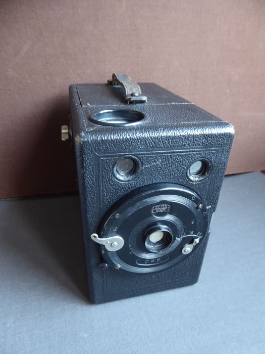 Box camera Zeiss Ikon / Ernemann film - K 6 x 9