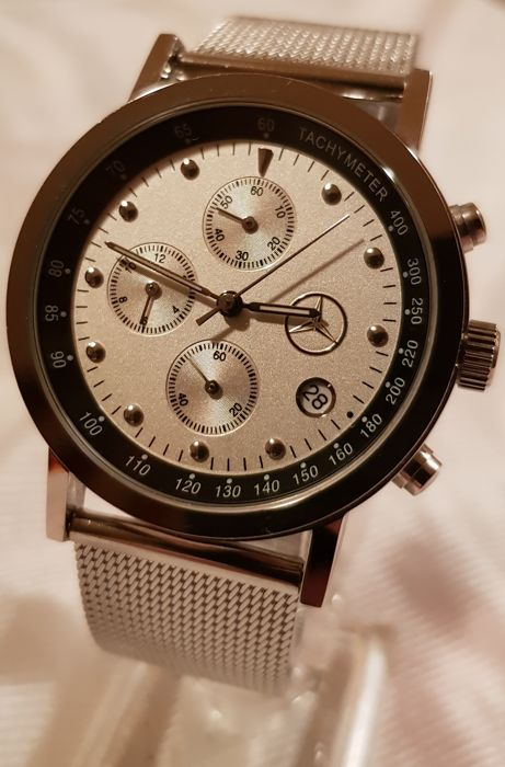 Mercedes Benz Watch Case Chronograph Watch For Men 2004 Catawiki
