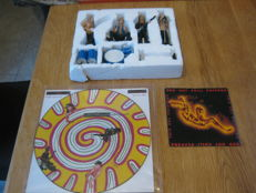 Peppers lot: Promotional Singel.(not for resale!)+ Lim. Edit. EP Picture disc Higher ground+ Mega very rare Peppers mini band set!!!