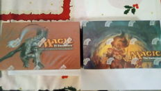 2 Magic the gathering booster boxes sealed