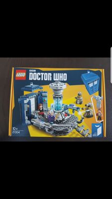Ideas - 21304 - Doctor Who