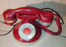 Telcer phone from the 1960s