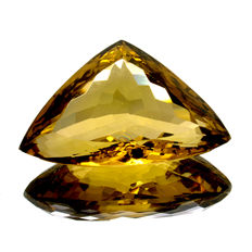 Citrine - 24.09 ct  No reserve price