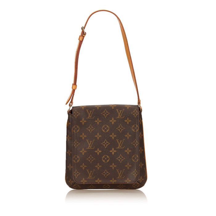 d4c1b9888e6d Louis Vuitton – Monogram Musette Salsa Short Strap Shoulder bag