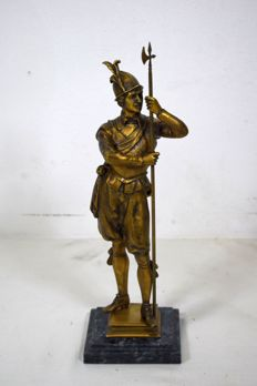Bronze Sculpture - Italy - First half of the 20th century