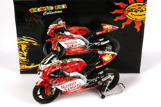 Minichamps - Scale 1/12 - Aprilia 250ccm Team Aprilia Grand Prix Racing V. Rossi GP Imola 1999