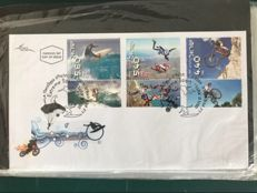 Israël 2009/2011 – collection of FDCs