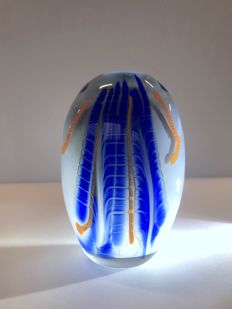 Maxence Parot - Unique collection vase  (dated/signed)