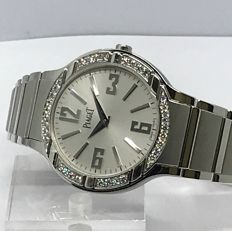 Piaget - Polo 18K white gold ladies watch