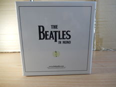 The Beatles In Mono CD Box Set Complete