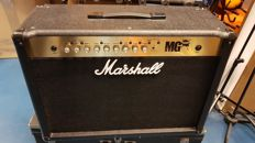 Marshall MG100FX 100W 1x12 guitar amplifier combo with effects
