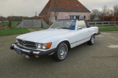 Mercedes-Benz - 450 SL roadster - 1974