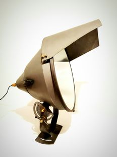 SNCF - large antique spotlight