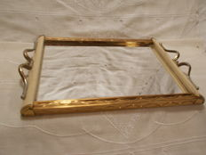 A French Art Deco tray