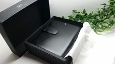 Montblanc Meisterstuck, black leather agenda