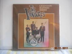 17 albums by guitar driven  groups  incl 2 double & 1 tripple albums ''the shadows & the ventures  & the spotnicks''