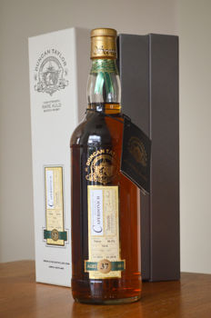 Caperdonich 1972, 37 year old - Closed distillery - Bottle number 100!