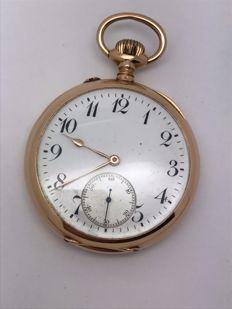 Le Coultre pocket watch - 56697 - Heren - 1901-1949