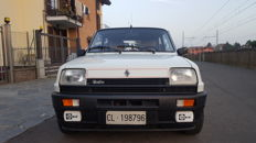 Renault - 5 Alpine Turbo - 1983