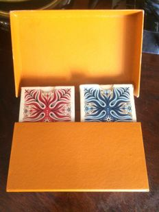 Hermes deck of cards France 20th century
