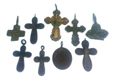 Collection of crosses of the XVIII-XIX centuries (9)