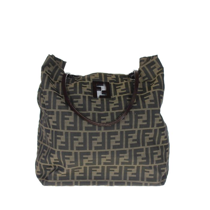 bcc5c919325c Fendi – Zucca Shopper shoulder bag  No minimum price  - Catawiki
