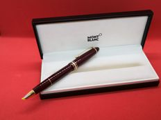 MONTBLANC  166 Meisterstuck  LeGrand – document Marker, burgundy colour, gold-plated trims, never used, in excellent conditions, new refill, with original box