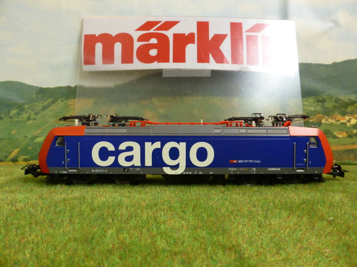 Märklin H0 - 36851 - Electric locomotive - Re 482 - SBB Cargo