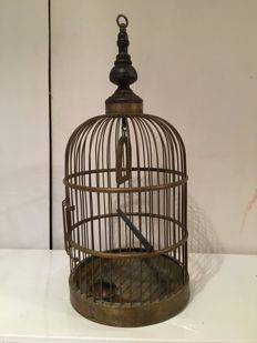 Bird cage, the Netherlands, second half 20th century