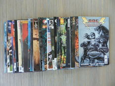 Collection Of Horror Comics - Including Frankenstein, Nightmare On Elm Street, Blair Witch, Dracula and The Twilight Zone amongst others - 28x sc (1991-2016)