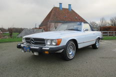 Mercedes-Benz - 450 sl - roadster - 1974