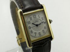 Must De Cartier - Tank - Large Size - Ref. 2413 - Unisex Watch